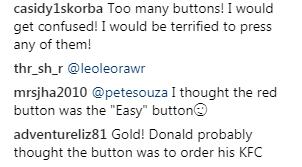 Ядерна кнопка Трампа