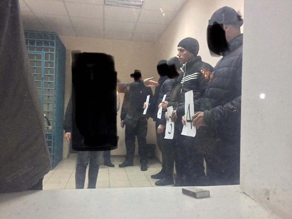 Підозрюваний 29-річний Антон Тимошенко