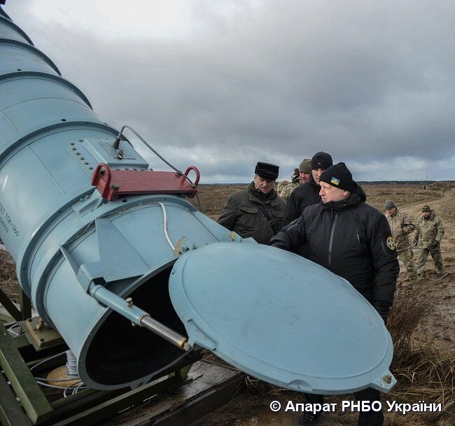 В Україні успішно випробували першу крилату ракету
