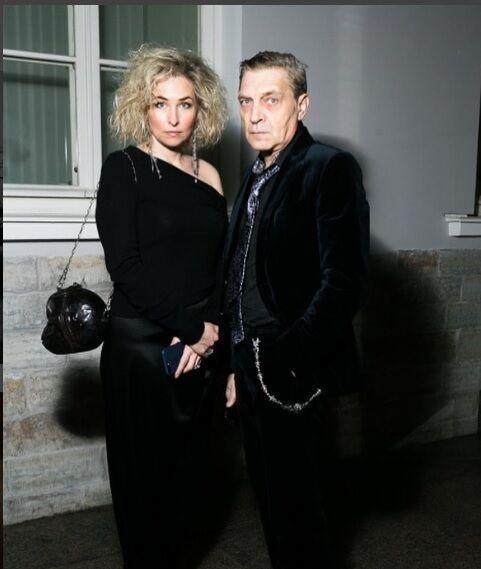 Лидия и Александр Невзоров