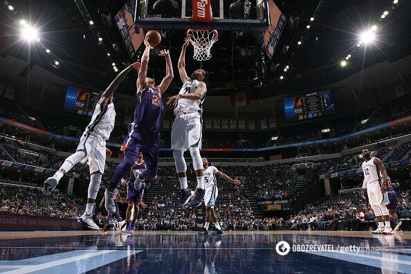 Кращий: гравець збірної України ефектно повернувся після травми в НБА