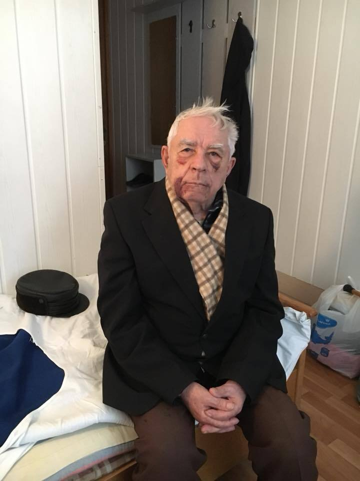 За пару копеек: в Киеве жестоко избили 89-летнего пенсионера