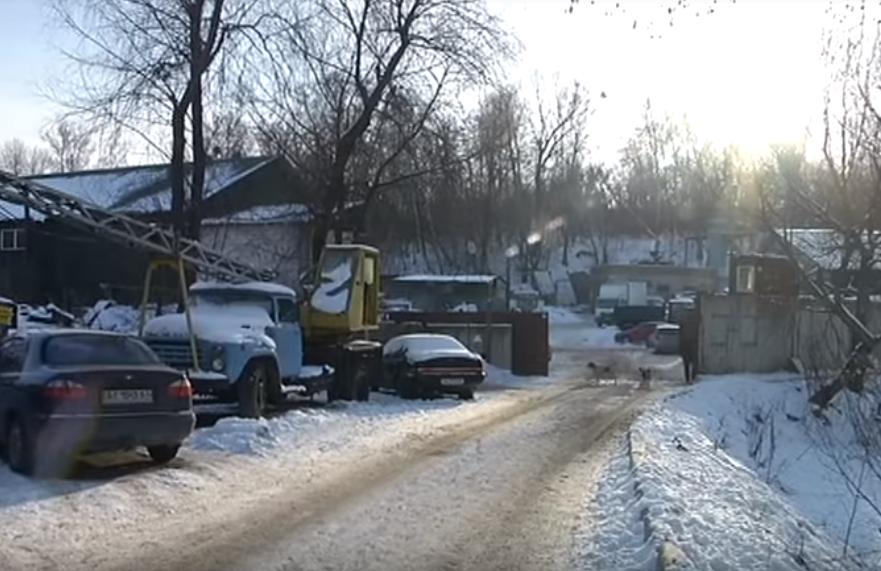 """Живет на предприятии: всплыли шокирующие подробности о """"маньяке"""" в Киеве"""