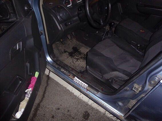 Душили проводом: у Києві відбувся звірячий напад на таксиста
