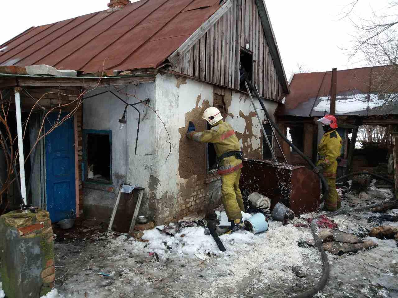 В Запорожской области на ул. Ялта обнаружили обгоревшее тело (ФОТО)