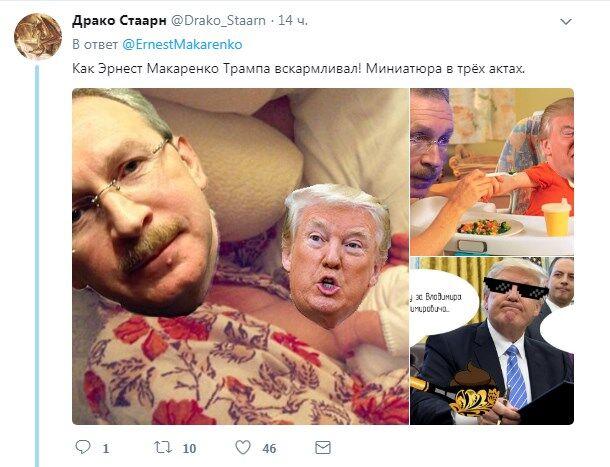 """""""Трамп забыл, кто его вскормил"""": сеть взорвал выпад приспешника Путина"""
