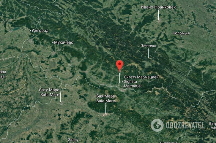 Вода залила салон: на Закарпатье случилось страшное ДТП