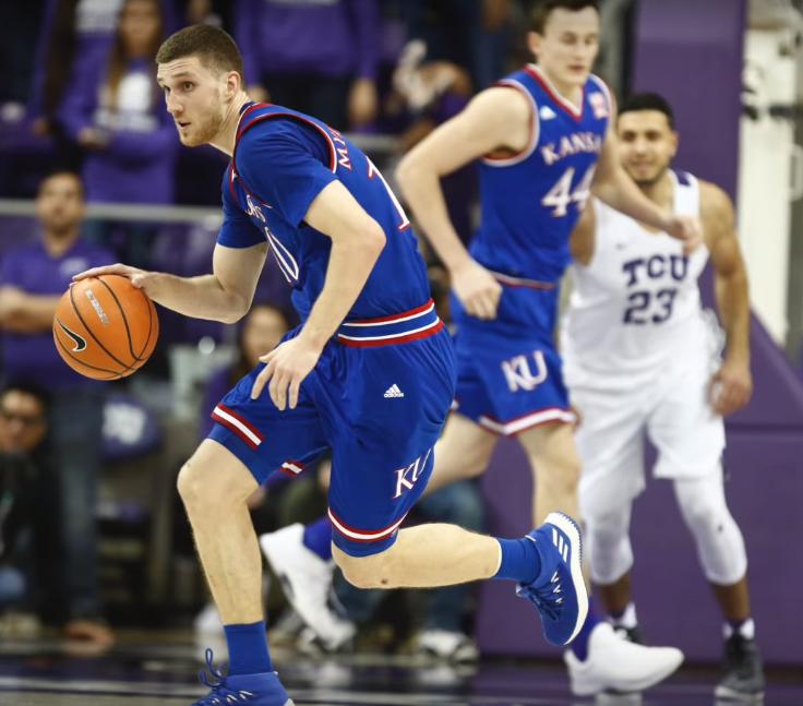Феєрія дня: 20-річний український баскетболіст зробив фурор в США