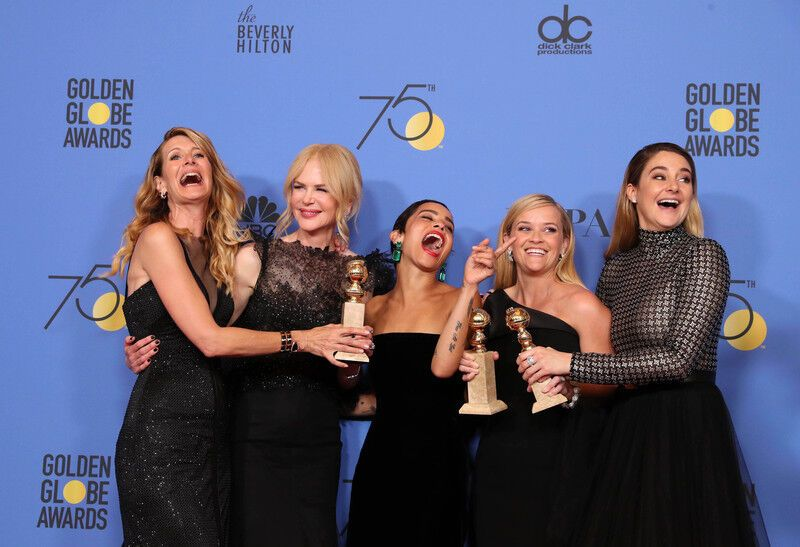 """""""Золотий глобус 2018"""": названі кращі фільми та актори"""