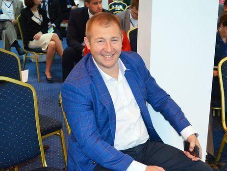 адвокат Виктора Януковича Виталий Сердюк