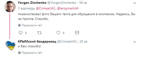 Відома компанія спричинила скандал через Крим