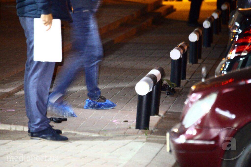 В Харькове обстреляли крупного бизнесмена: фото и видео