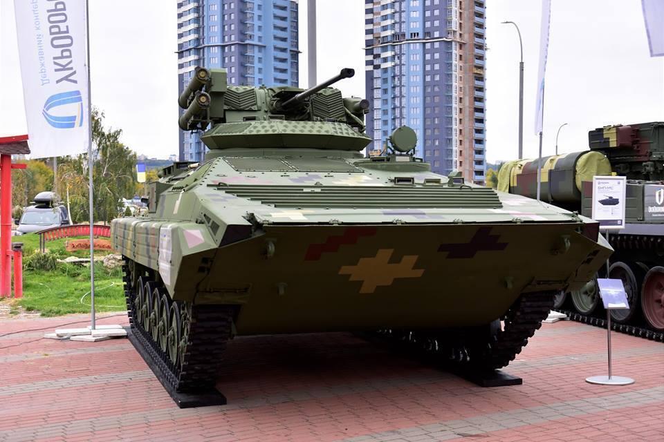 В Украине представили сверхмощное оружие