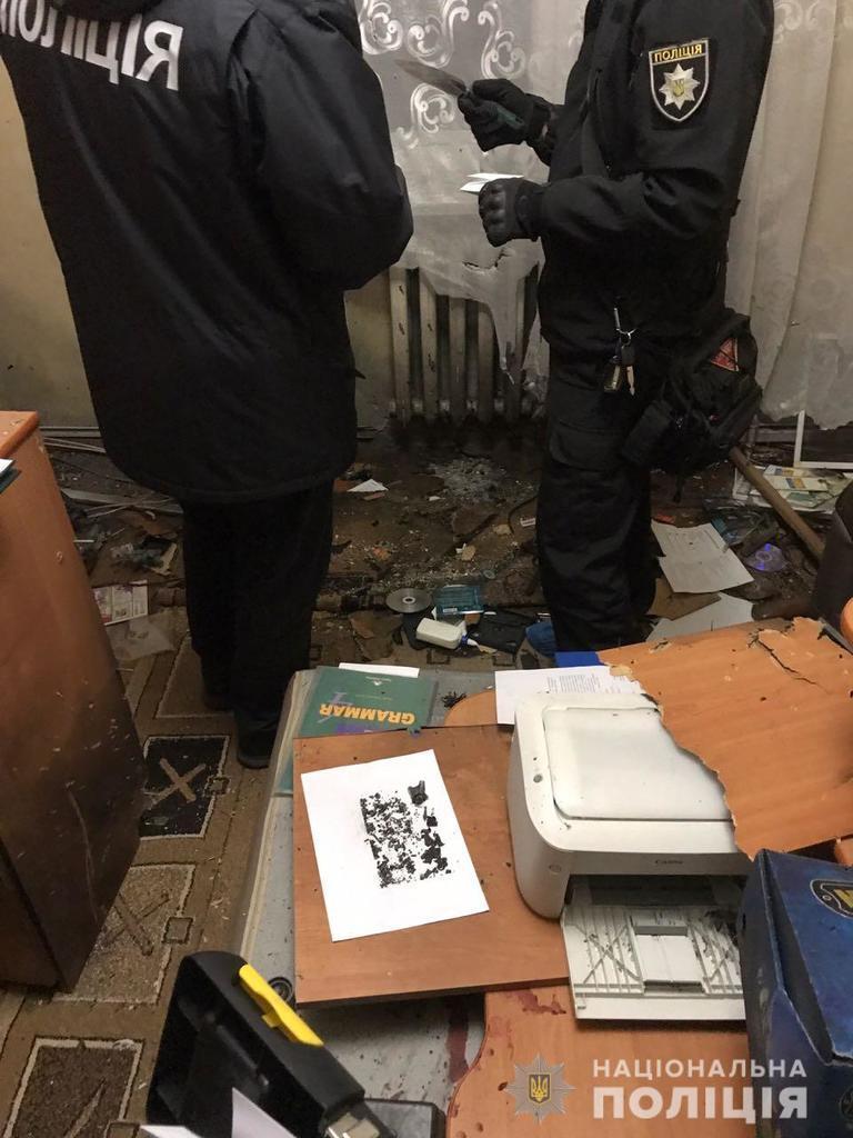 ''Спасла занавеска'': появились новые детали налета на дом активиста под Киевом