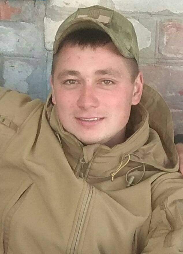 У мережі показали загиблого на Донбасі бійця ЗСУ