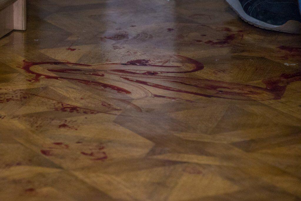 Под Киевом в квартиру известного активиста бросили гранату