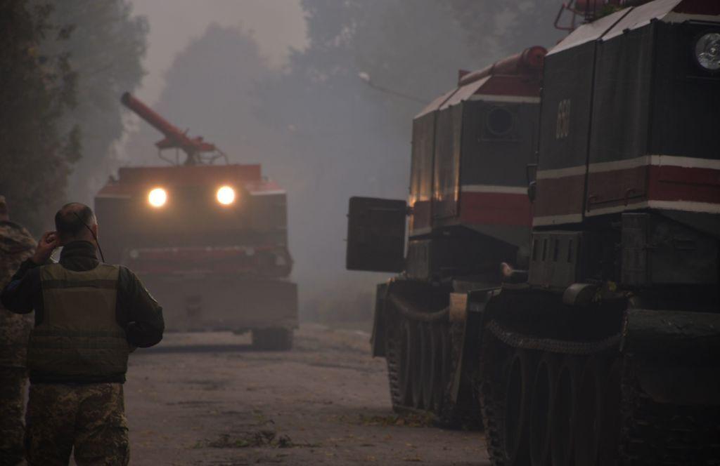 Что на самом деле произошло на арсенале боеприпасов - репортаж из военного городка