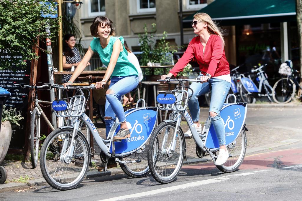 В одном из районов Киева перестанет работать популярный велопрокат