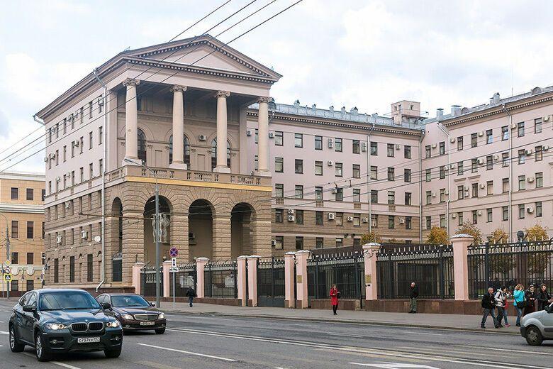 ИВС на Петровке, 38