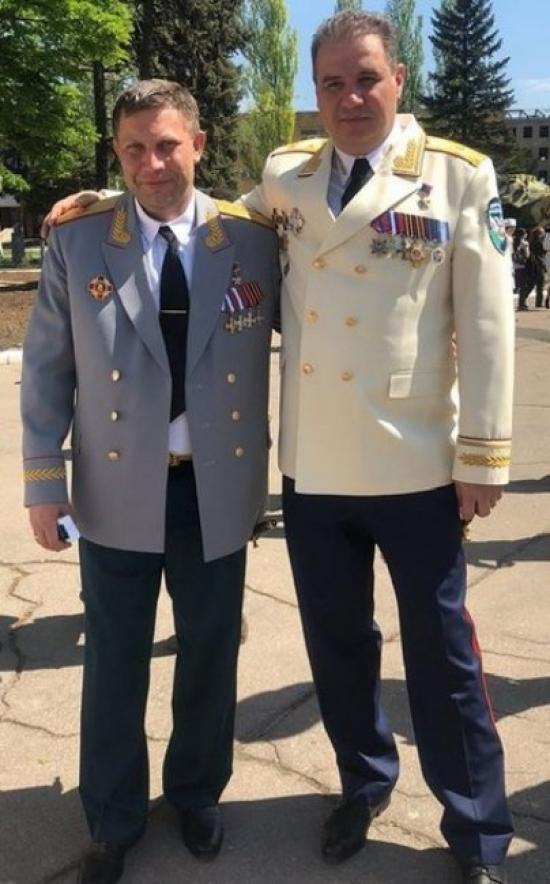 Захарченко і Тимофєєв