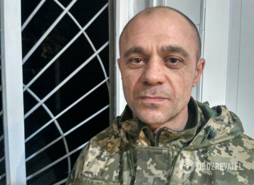 Полковник Андрей Марусяк