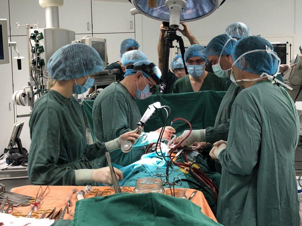 ''Космічні технології'': як в Україні провели унікальну операцію на серці