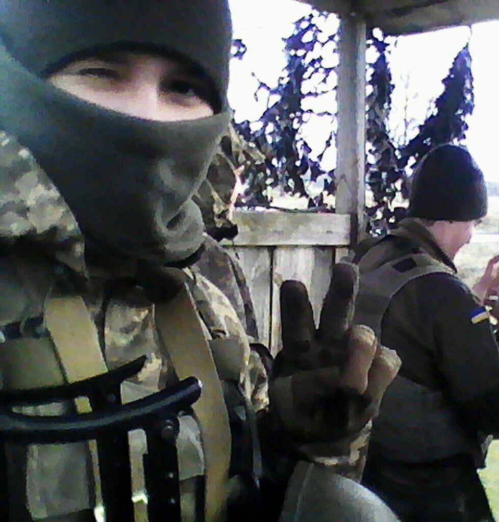 Солдат Леся