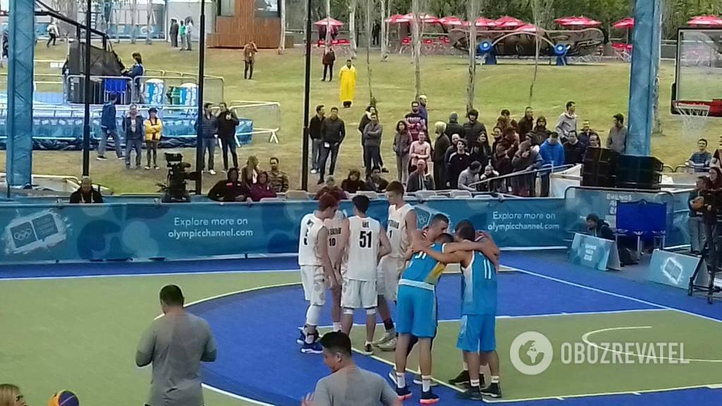 ''Феномен'': как украинский баскетбол творит историю на Юношеской Олимпиаде