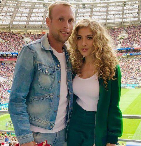 Денис и Дарья Глушаковы