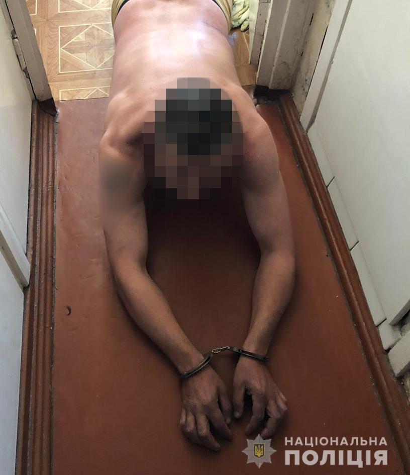 У Харкові відрізали голову екс-поліцейському