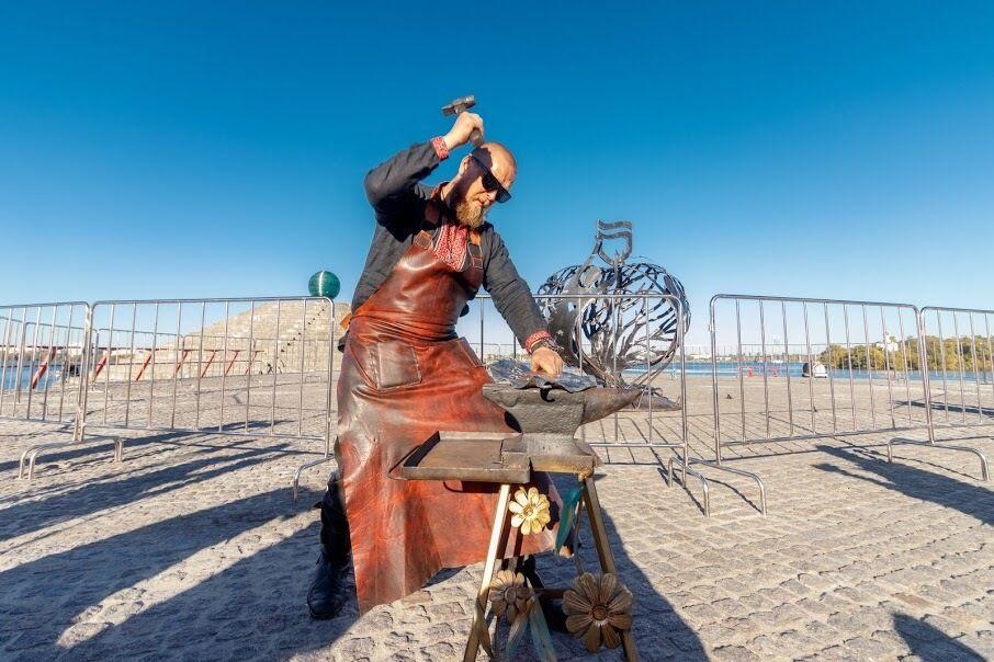 В Днепре проходит первый Всеукраинский Koval Fest