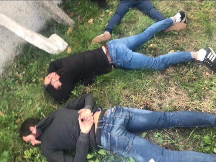 В Україні затримали велику банду рейдерів