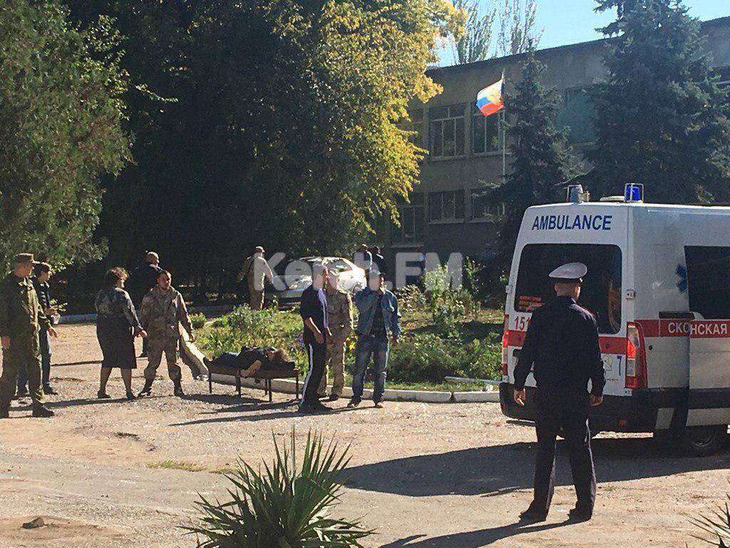 Трагедия в Керчи: все о кровавом ЧП