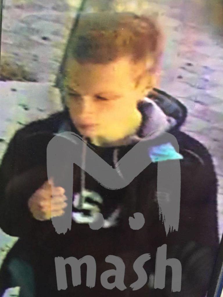Фото второго вероятного подозреваемого