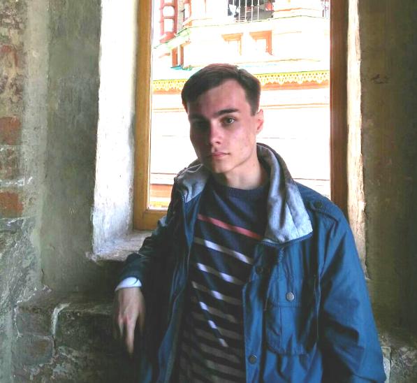 17-річний Артем