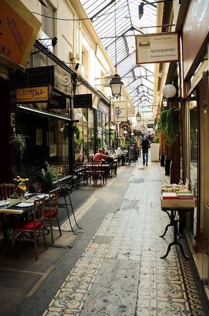 Французский рынок антиквариата без бирок
