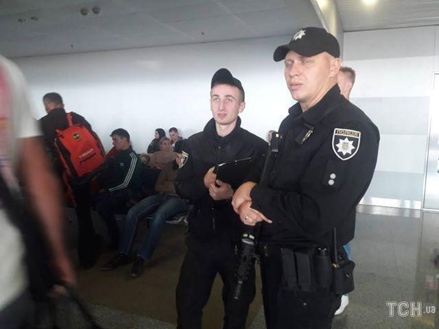 Пасажири викликали правоохоронців