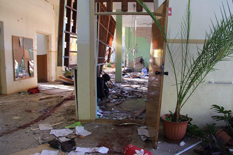 Массовый расстрел в Керчи: появились первые фото и видео колледжа после бойни