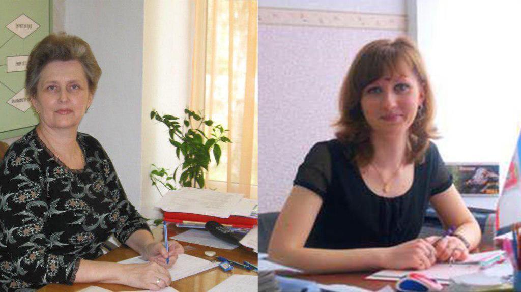 Світлана та Анастасія Бакланові