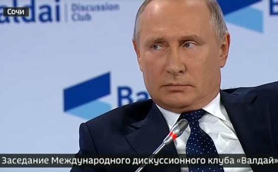 """""""Потрапимо в рай"""": найбезглуздіші заяви Путіна"""
