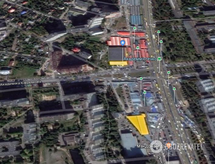 Душили таксиста втроем: в Киеве разыскивают грабителей-иностранцев