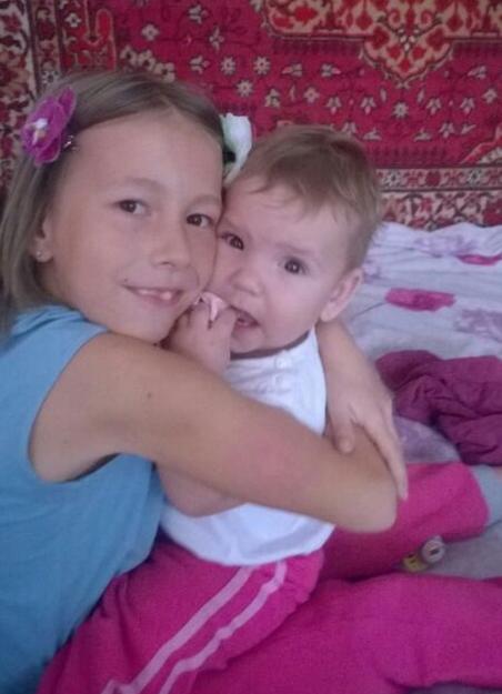 Вероника и Настя