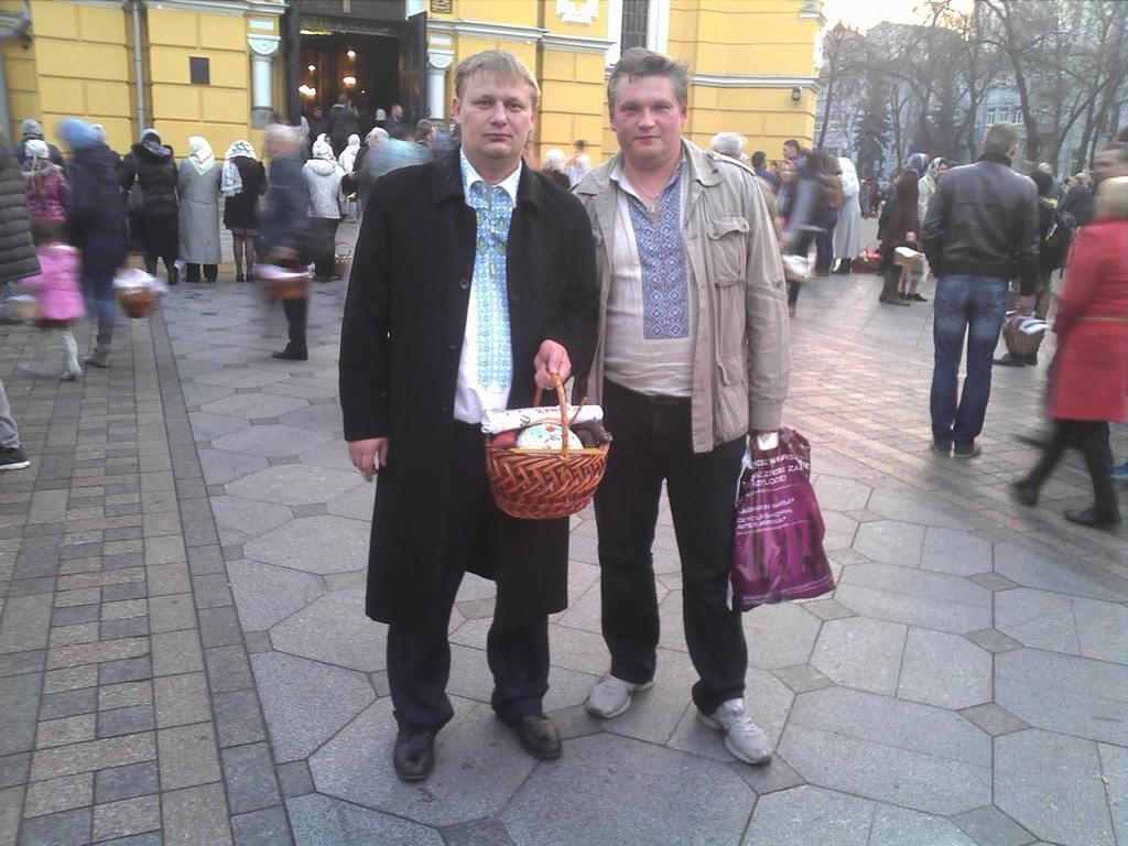 Стало відоме ім'я затриманого корупціонера в Києві