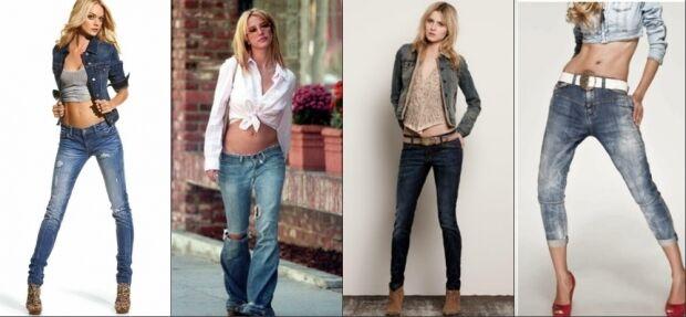 4dd320b18d3182 У моду повернулися культові джинси 2000-х - новини мода - фото ...