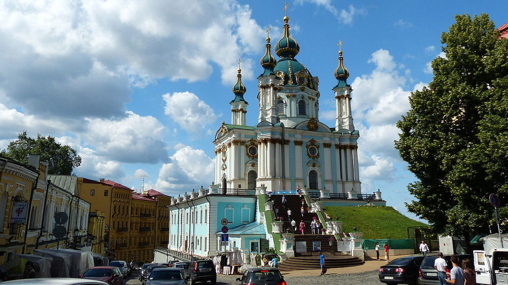 Передача Андреевской церкви Константинополю: новые детали