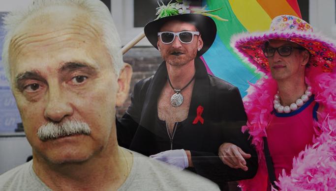 Сергей Рафаилов и геи