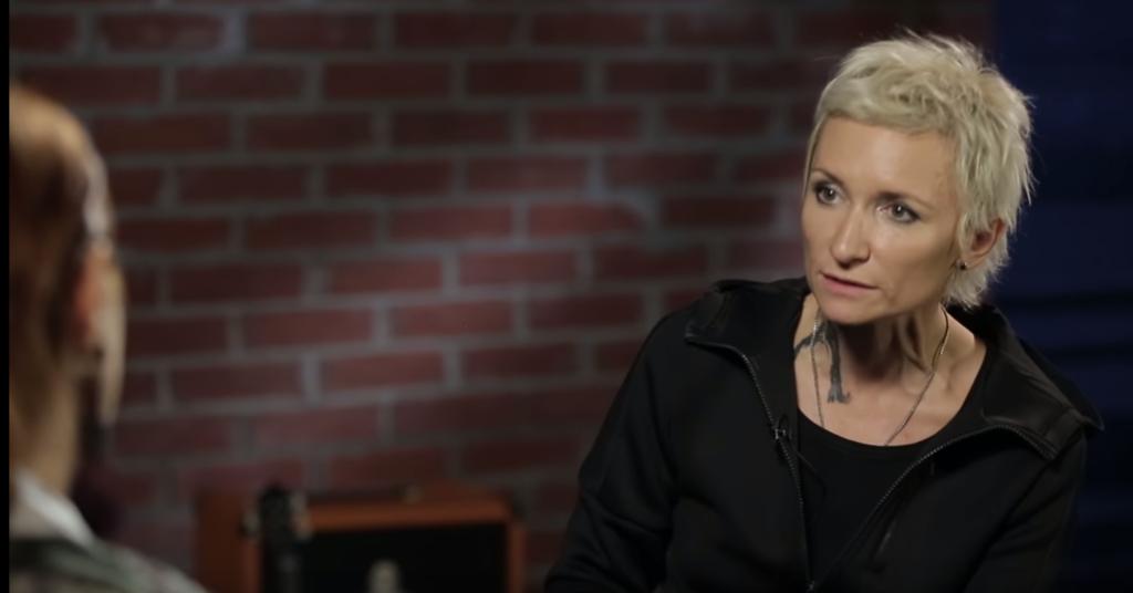 Арбеніна розповіла нову страшилку про Україну