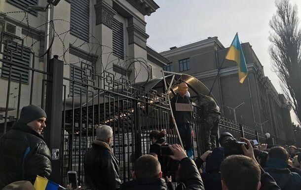 Польство России в Украине