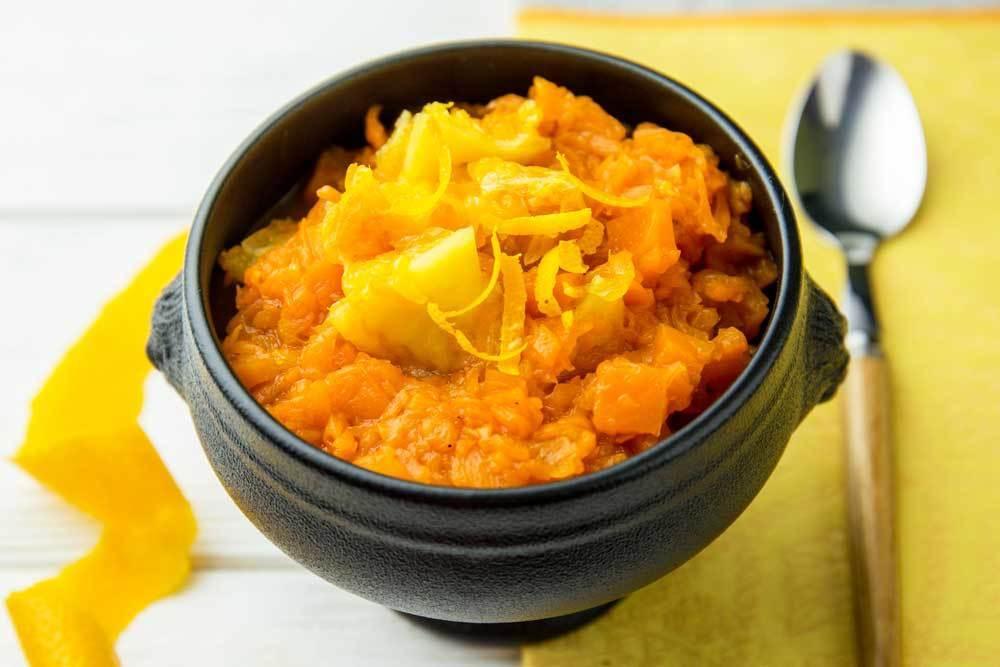 Конфитюр из тыквы: как вкусно приготовить самый осенний продукт