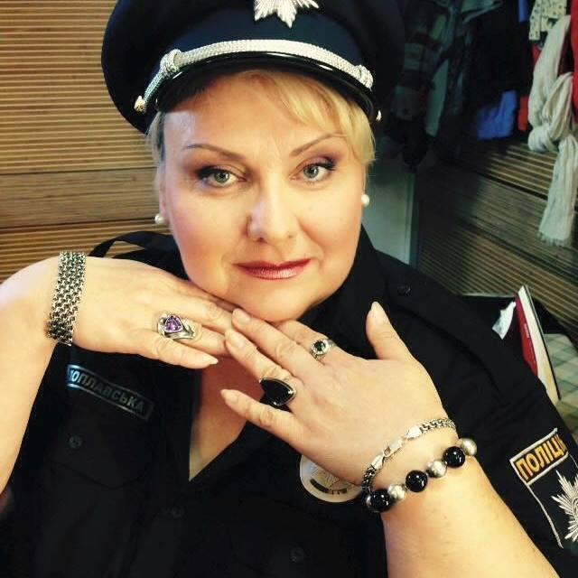 Марина Поплавська: цікаві факти з життя і яскраві фото